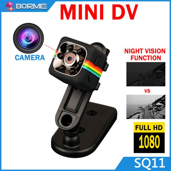 Camera mini SQ11 Full HD