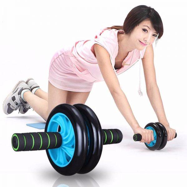 Con lăn tập cơ bụng giảm mỡ AB Wheel cao cấp